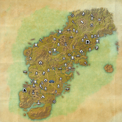 Гленумбра-Башня Дозора Долины-Карта