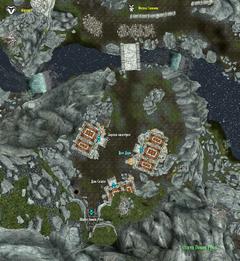 Дом Дэре на карте