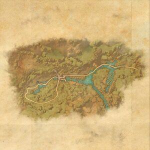 Перевал Пристанища Короля (план) 1
