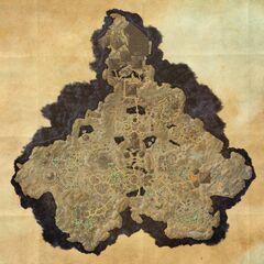 Хладная Гавань (Карта)