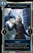 Breton Conjurer (Legends) DWD