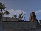 The Warrior Statue