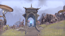 Дорожное святилище плантации Сатрам