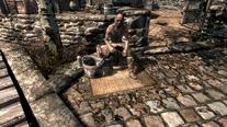 Снильф просит милостыню