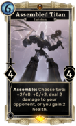 Assembled Titan DWD