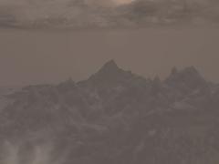 Montagna Rossa Skyrim