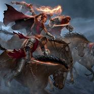 Siege of Stros M'Kai card art