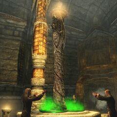 Kaplica Peryite z gry The Elder Scrolls V: Skyrim