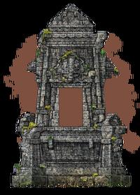 Древняя аргонианская башня (концепт-арт)