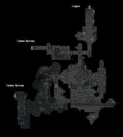 Фростмир - Крипта - план