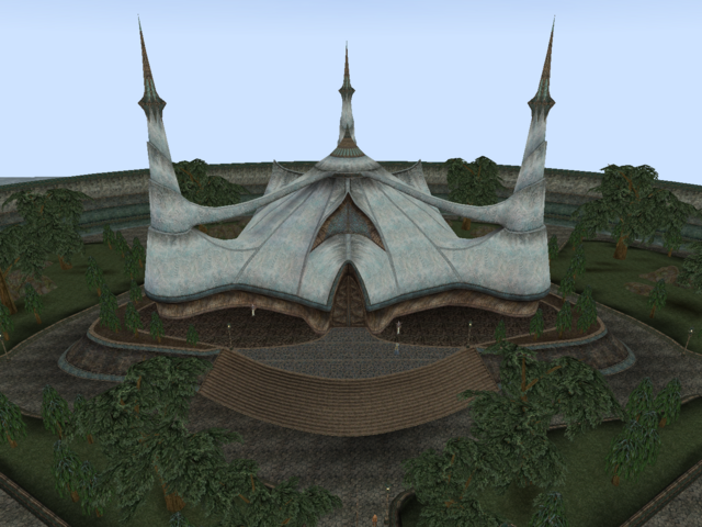 File:Mournhold Temple Courtyard Exterior View.png