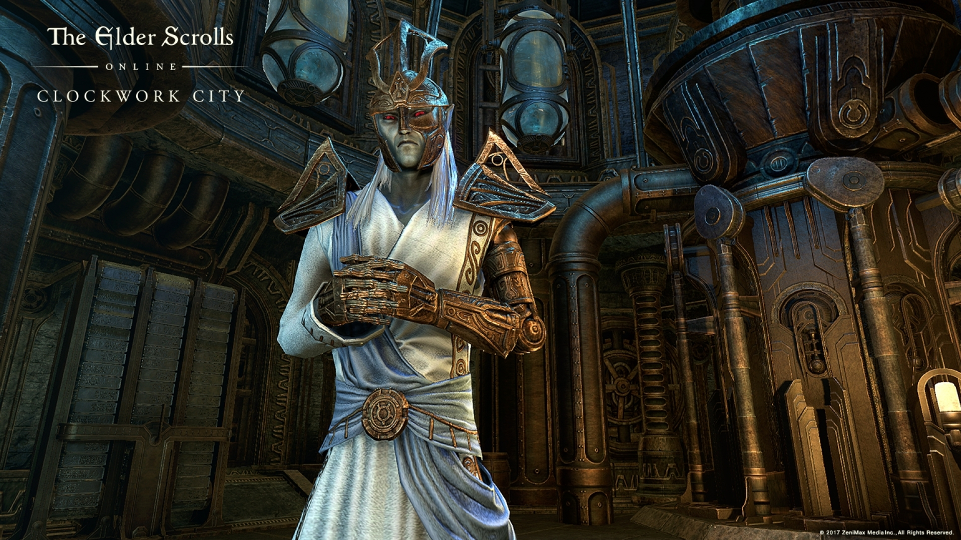 Sotha Sil ESO Promo Screenshot