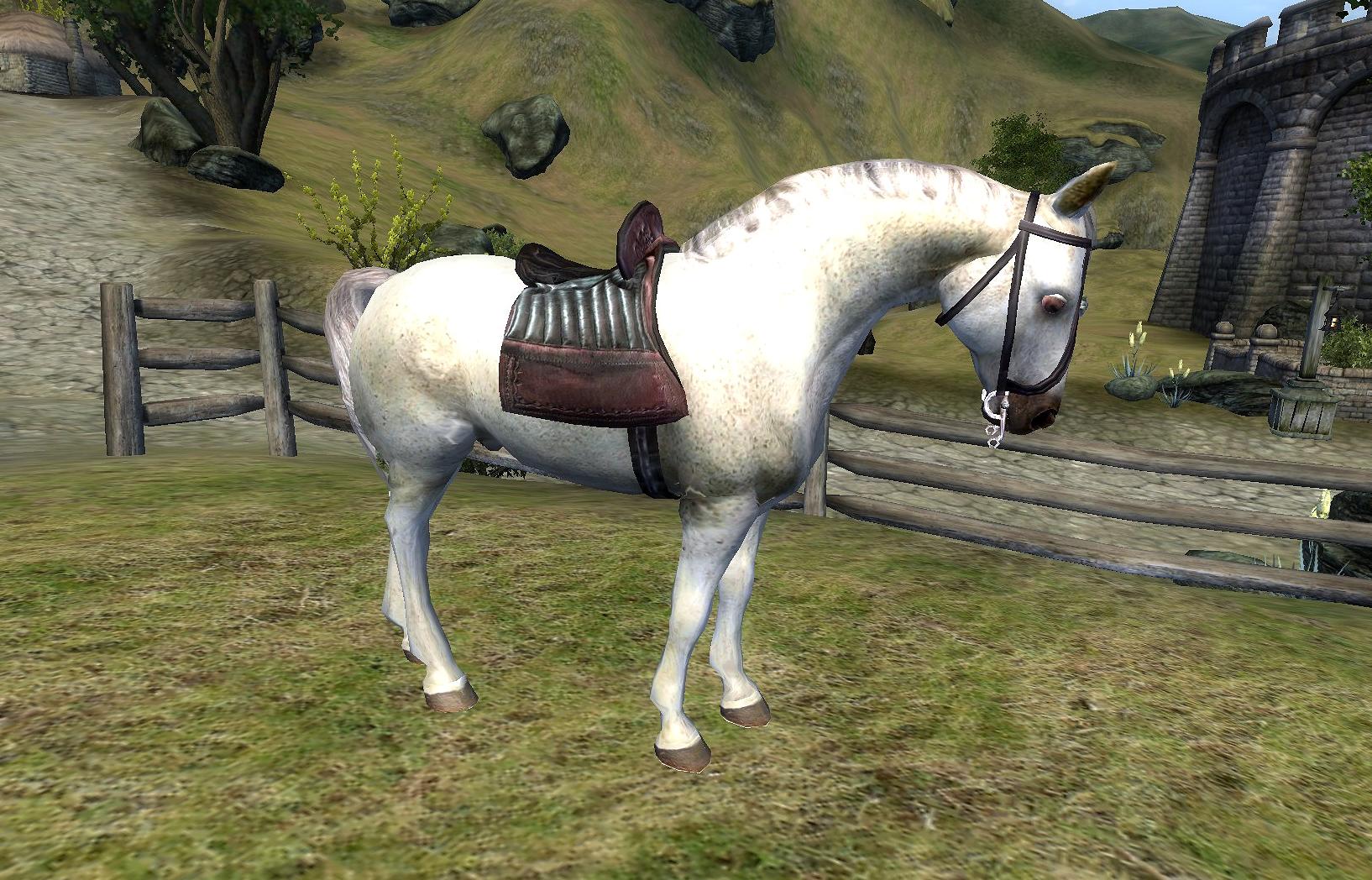 Horse (Oblivion) | Elder Scrolls | FANDOM powered by Wikia