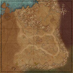 Тигонус (карта)