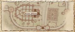 Часовня Дибеллы (План)