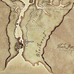 Blackwood Map