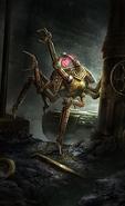 Dwarven Spider card art
