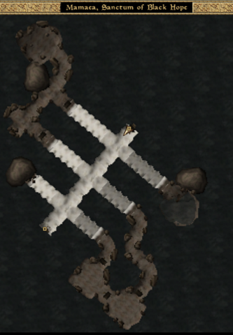File:Mamaea, Sanctum of Black Hope Interior Map - Morrowind.png