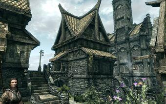 Proudspire Manor