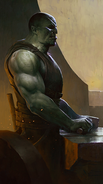 Unused Orc avatar