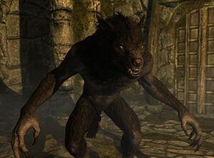 Werewolf-skyrim