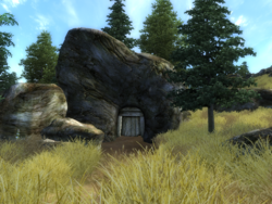 Пещера Хрупкая Скала