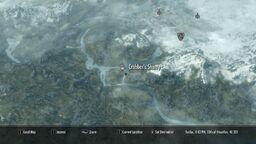 Crabbers Shanty Map