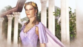 Empress Tavia Cyrodiil