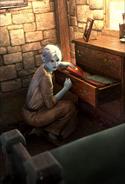 Mythic Dawn Informer Art