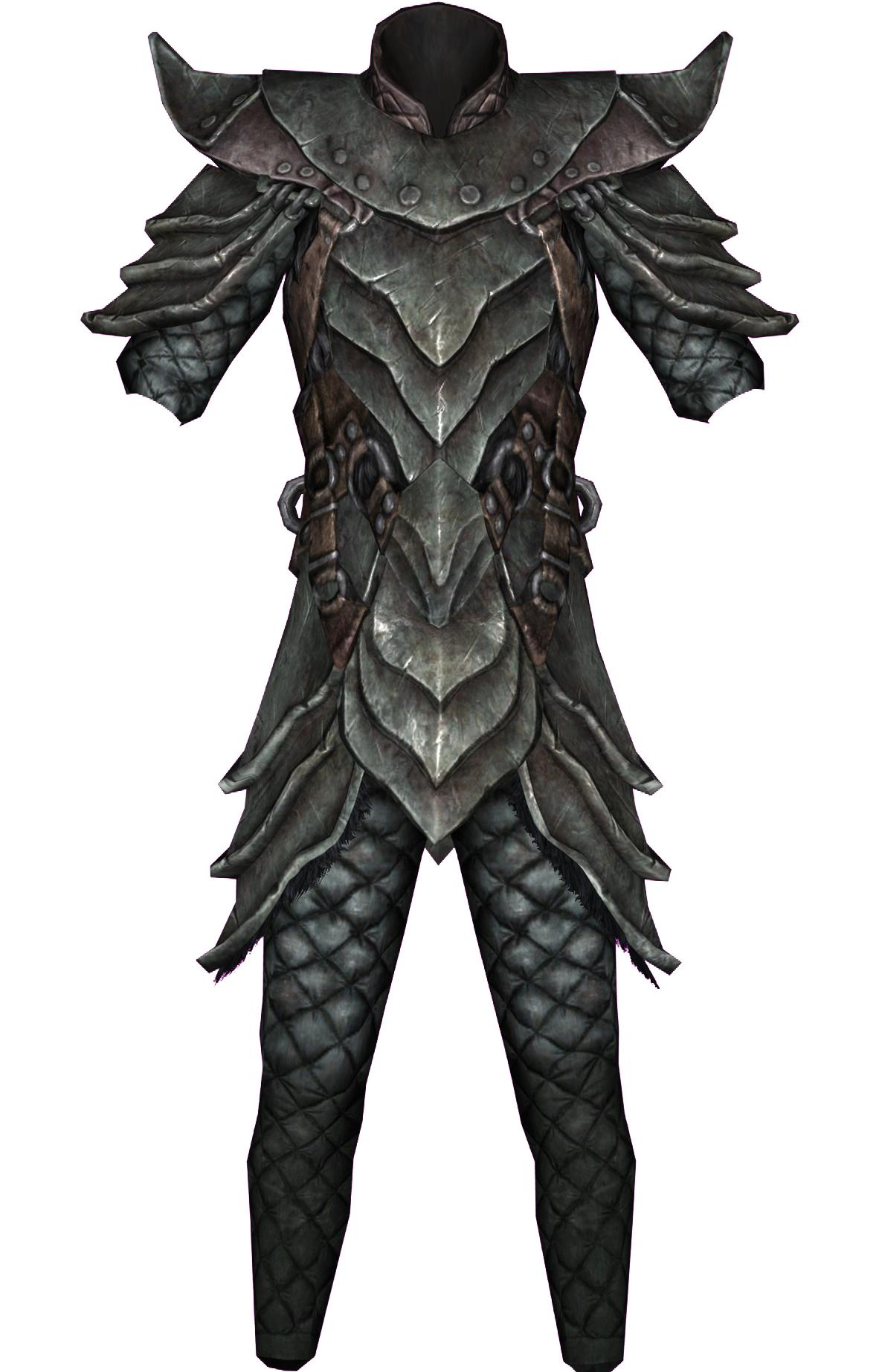 Orcish Armor (Armor Piece)   Elder Scrolls   Fandom