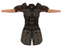 Orcish Cuirass (Oblivion) Female