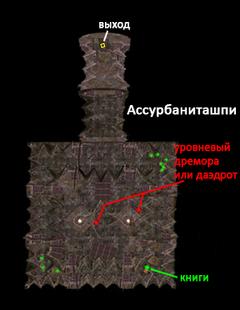 Ассурнабиташпи. План