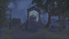 Дорожное святилище Осадной дороги