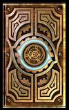Clockwork City card back SP