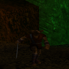 Goblin z gry The Elder Scrolls Adventures: Redguard