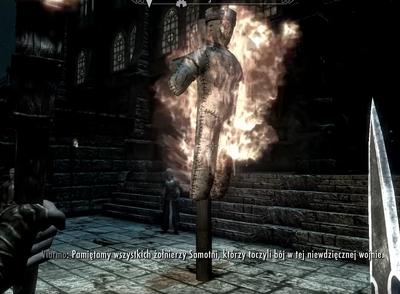 Podsycanie Płomieni 5 (Skyrim)