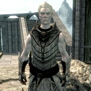 Gelebor, jeden z ostatnich żyjących śnieżnych elfów