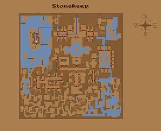 Карта Стоункипа (Arena)