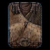 Простая рубашка (Morrowind) 2 сложена