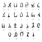 Alfabeto Daedrico