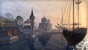 Shimmerene Dockworks