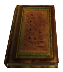 TES3 Morrowind - Book - Quarto 01