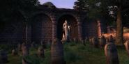 TESIV Location Chorrol Graveyard