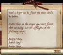Undelivered Letter (Orrery)