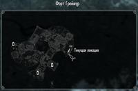 Агнис - комната карта