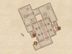 Замок Скинград - Графские покои 1
