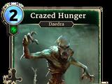 Crazed Hunger