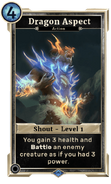 Dragon Aspect (Legends) DWD