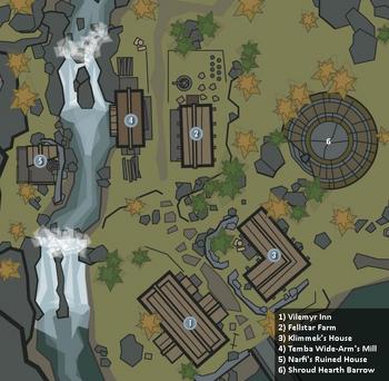 Ivarstead (Skyrim) | Elder Scrolls | FANDOM powered by Wikia on