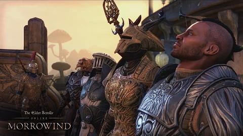 The Elder Scrolls Online Morrowind - Return to Morrowind Gameplay Trailer